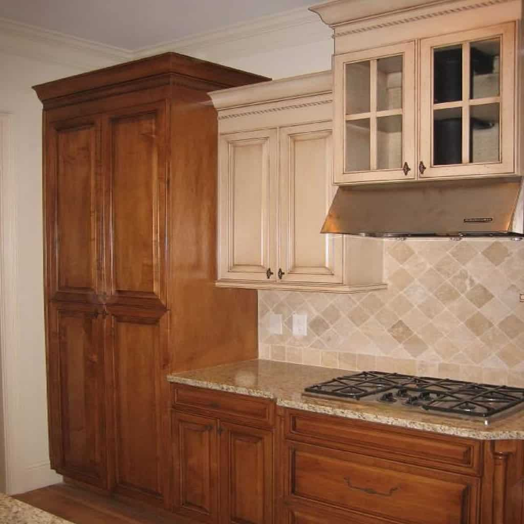New Kitchen Oak Brook Il Barts Remodeling Chicago Il