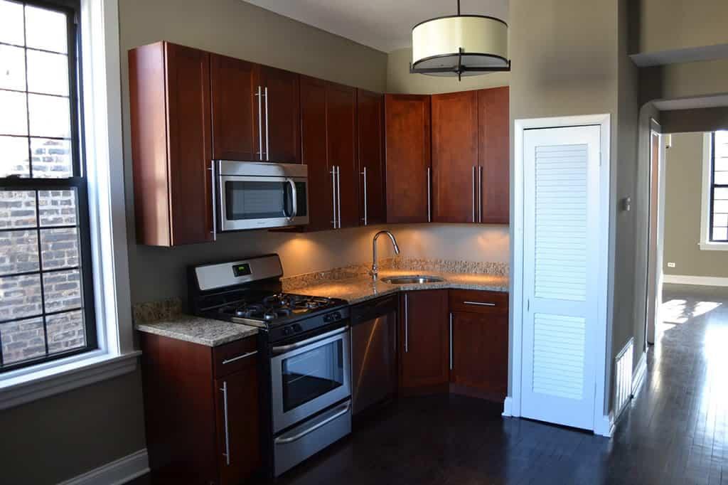 Kitchen Remodel - Lincoln Park - Barts Remodeling Chicago IL