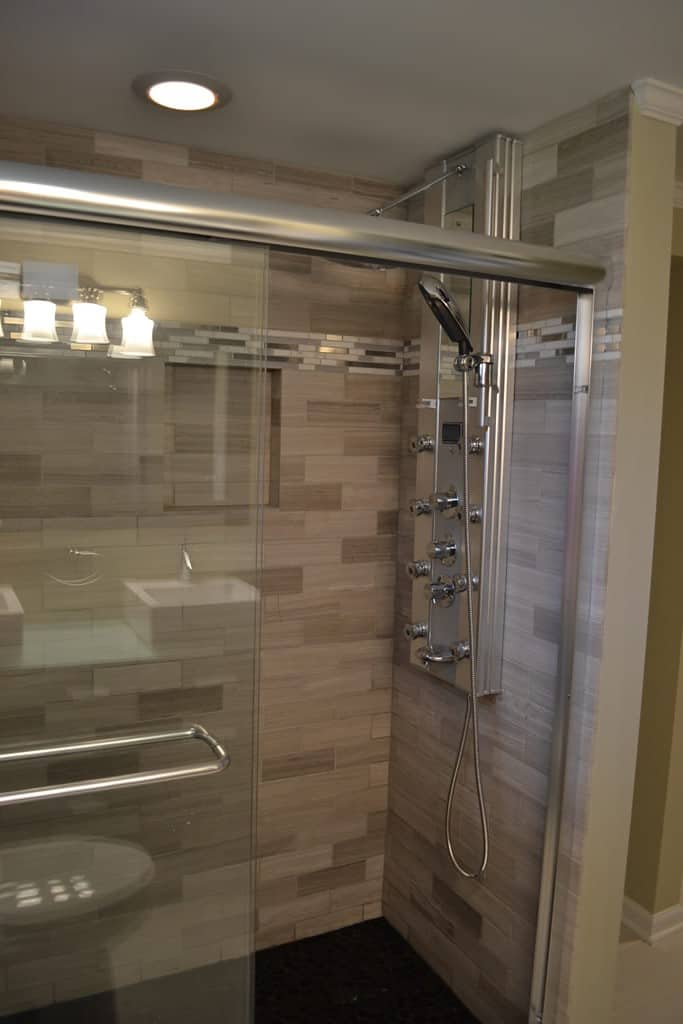 Basement Remodel SchaumburgIL Barts Remodeling Chicago IL - Bathroom remodel schaumburg il