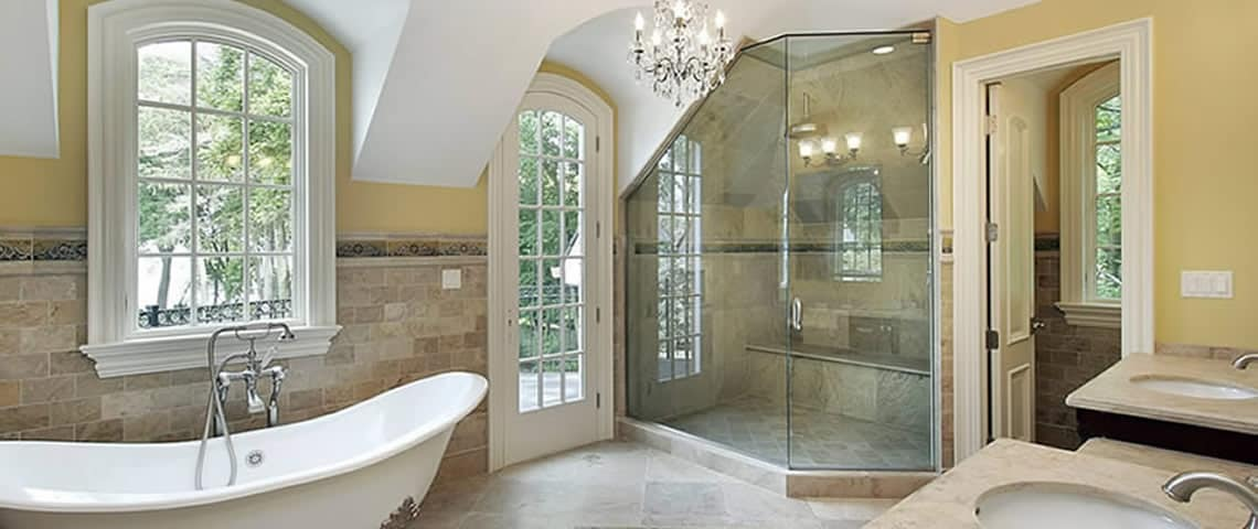 Chicago remodeling contractor basements bathrooms for Bathroom remodeling contractors chicago