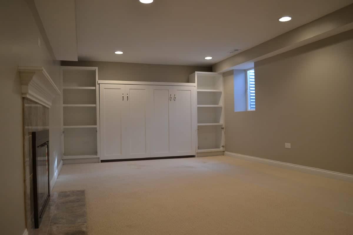 basement finishing in arlington heights basement remodel