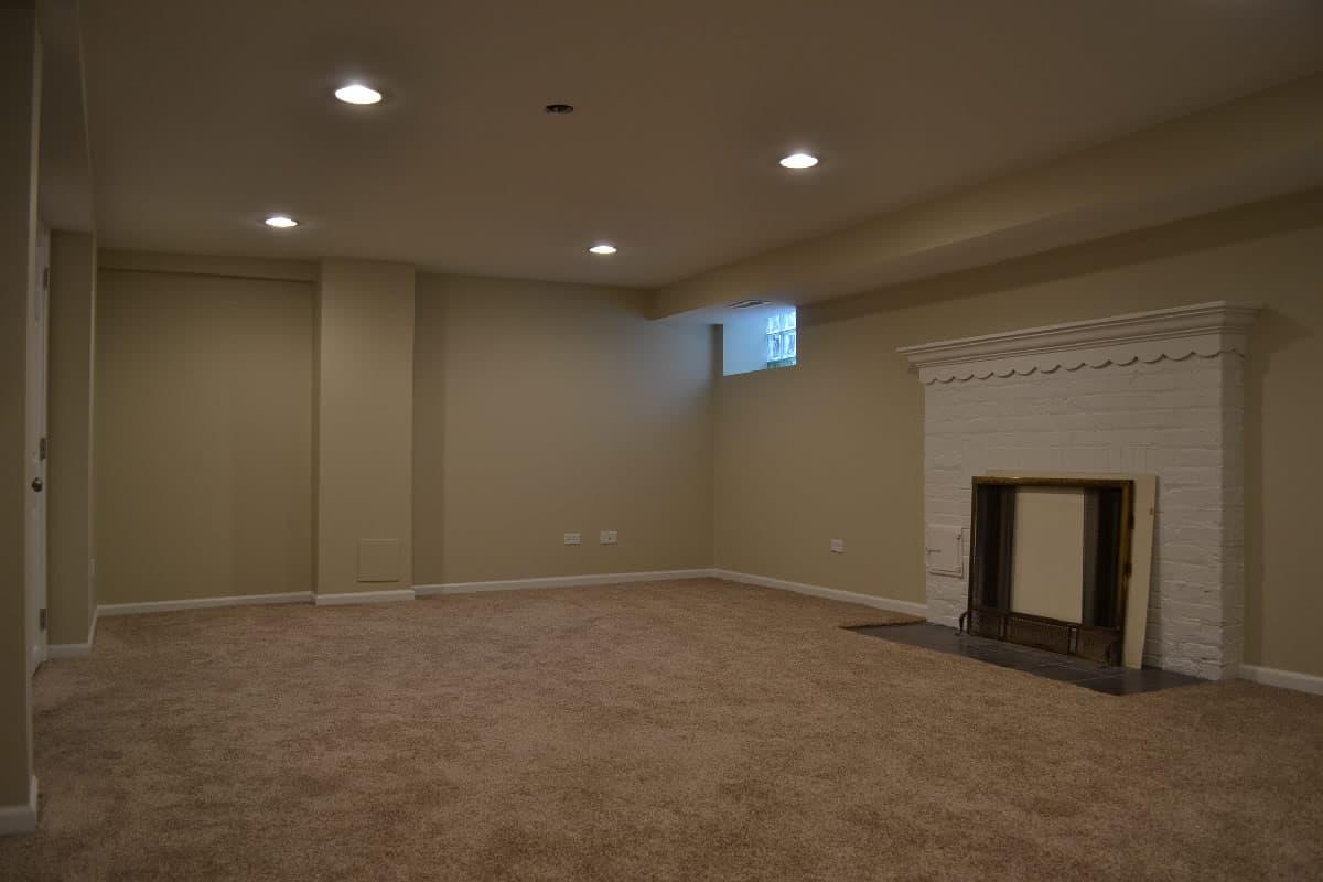 basement finishing in lincoln square chicago il barts