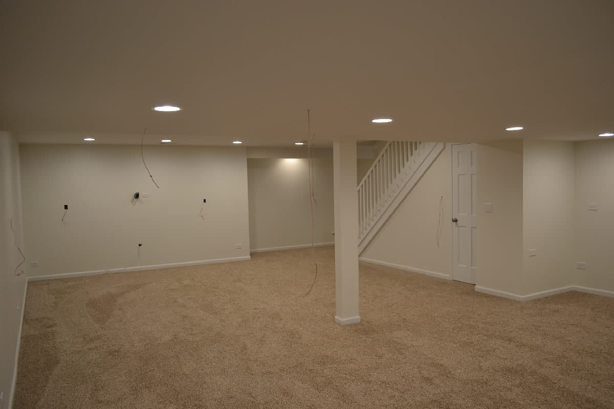 lighting for basements. Recessed Lighting Traditional Ceiling. Basement Studs Naperville Illinois For Basements F