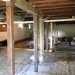 Basement Floor Lowered Wilmette IL